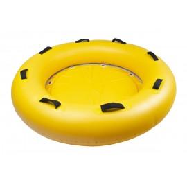 """72"""" Family Round Yellow Tube Pro"""